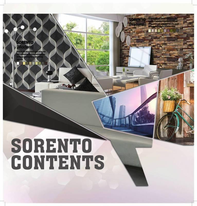 SORENTO (106cm X 15.6mtr)