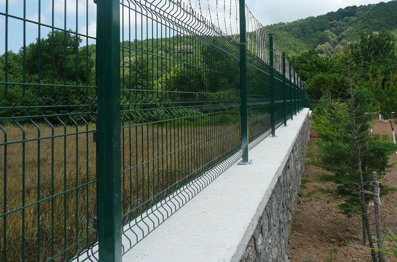 Dekoratif Panel Çitler