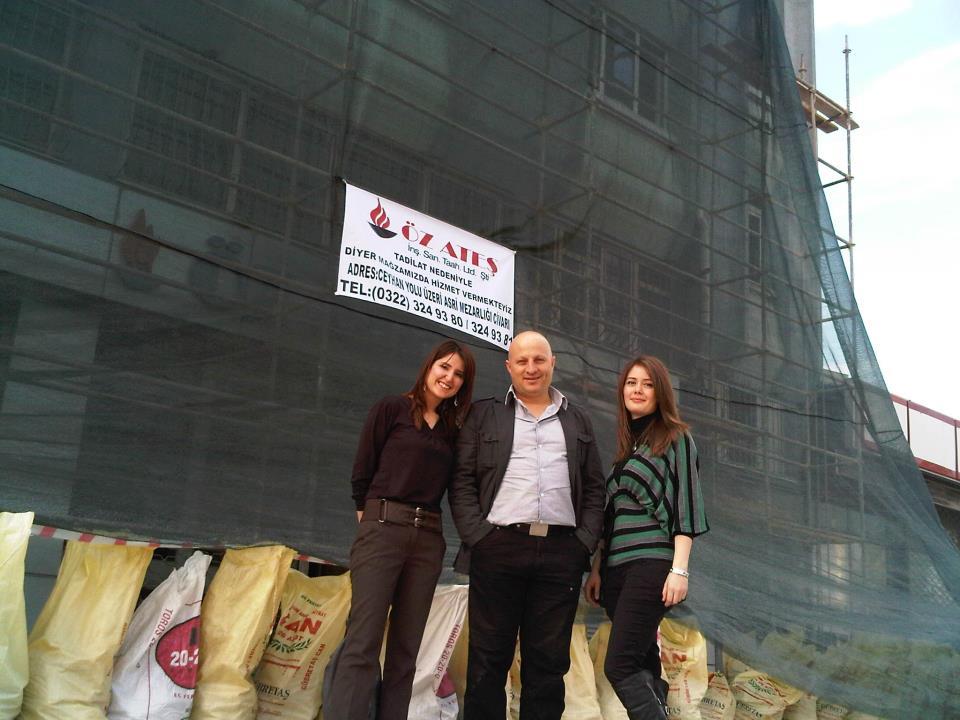 MERKEZ BİNAMIZ YENİLENDİ (2011)